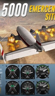 Extreme Landings Pro -شبیه ساز هواپیما