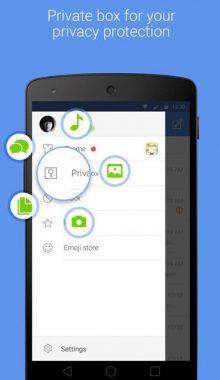 اپلیکیشن GO SMS Pro Premium اپلیکیشنمدیریت SMS