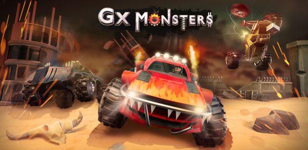 gx monsters - رسینگ غول های جاده