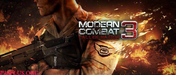 Modern Combat 3 - مدرن کامبت