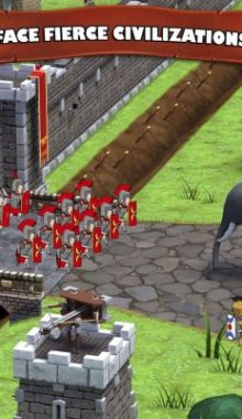 Grow Empire Rome- گسترش امپراطوری روم