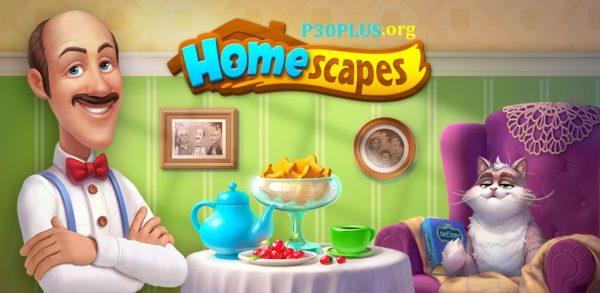Homescapes -عمارت دار
