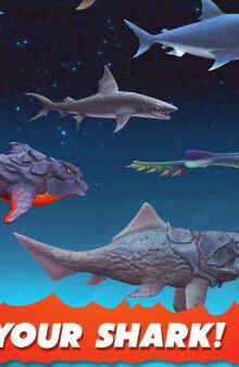 Hungry Shark Evolution - کوسه گرسنه