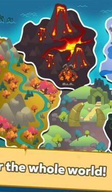 Hustle Castle: Fantasy Kingdom - امپراطوری رویایی