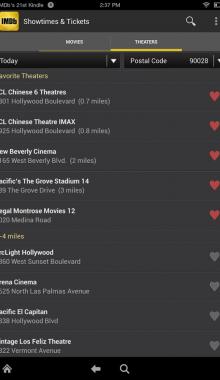 IMDb Movies & TVای ام دی بی