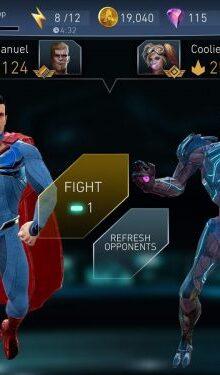 Injustice 2 -بی عدالتی 2