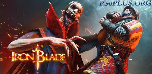 Iron Blade -شمشیر آهنین