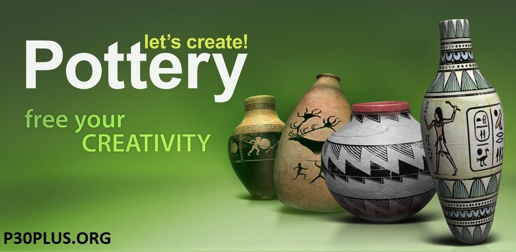 Let's Create Pottery - سفالگری