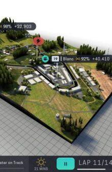 Motorsport Manager Mobile 3 -مدیریت مسابقات رانندگی 3