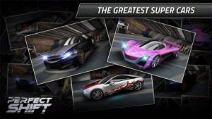 دانلود Perfect Shift v1.1.0.100013 - بازی اتومبیل رانی