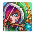 Kingdom Defense: Hero Legend TD - دفاع از قلمرو پادشاهی