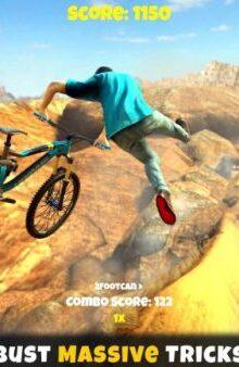 Freeride Mountain Biking - دوچرخه سواری کوهستان