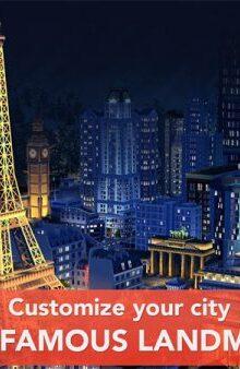 بازی SimCity Buildit بازی شبیه سازی شهر سازی