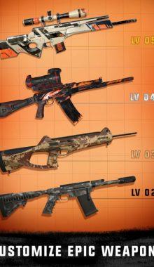 Sniper 3D Assassin Gun Shooter-تک تیرانداز