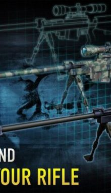 Sniper Arena: PvP Army Shooter-تک تیرانداز