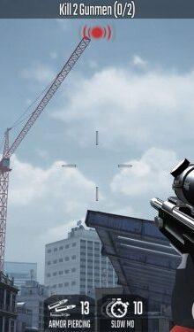Sniper Strike - اعتصاب تک تیرانداز