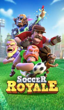 Soccer Royale -فوتبال رویال 2018