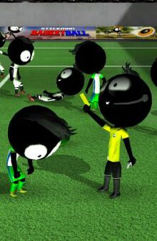 Stickman Soccer 2018 - فوتبال آدمک ها 2018