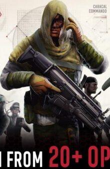 دانلود بازی Tom Clancy's Shadow Break | بازی تام کلنسی