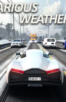 Traffic Tour : Racing Game - مسابقات ماشین سواری