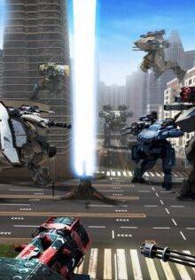 دانلود بازی War Robots دانلود بازی بی نظیر ربات های جنگی برای اندروید