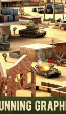 War Machines - نبرد آنلاین تانک های آهنین