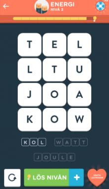 دانلود بازی WordBrain 2 v1.8.7 دانلود بازی جذاب جدول کلمات برای اندروید