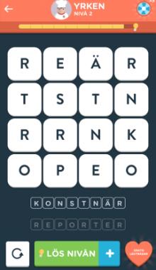 دانلود بازی WordBrain 2 دانلود بازی جذاب جدول کلمات برای اندروید