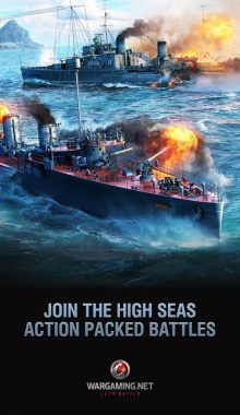 World of Warships Blitz-نبردکشتی ها