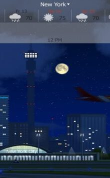 دانلود برنامه YoWindow Weather v2.7.15 دانلود یو ویندو برنامه هواشناسی اندروید