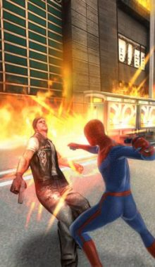 The Amazing Spider-Man - مرد عنکبوتی