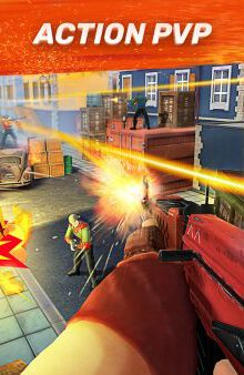بازی Guns of Boom - تیراندازی آنلاین