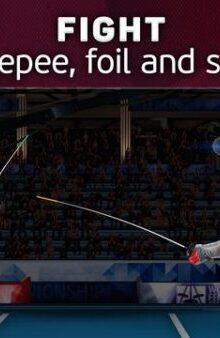 FIE Swordplay - شمشیر بازی