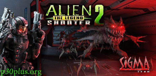 Alien Shooter 2 – The Legend - تیرانداز بیگانه