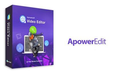 برنامه ApowerEdit