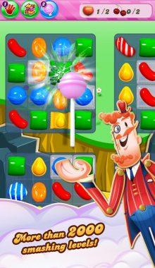 کندی کراش - Candy Crush Saga