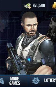 Elite Killer: SWAT - قاتل حرفه ای