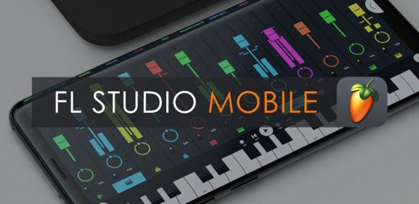 FL studio moile - استودیو ساخت موزیک