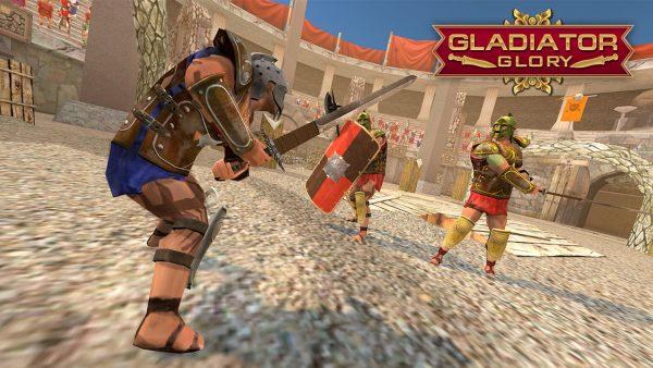 Gladiator Glory -نبرد گلادیاتورها