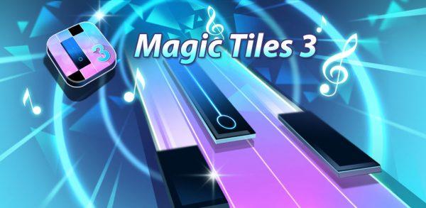 Magic Tiles 3 - لمس روی کاشی ها - مجیک تیلس - بازی پیانو نواختن