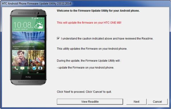 آموزش فلش گوشی های اچ تی سی HTC - از طریق فایل های ruu و zip به صورت تصویری