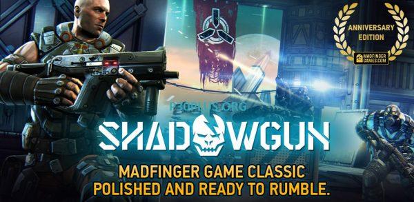 SHADOWGUN -جنگجویان