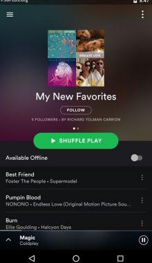 Spotify Music -اسپاتیفای