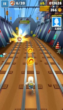 Subway Surfers - موج سواران مترو