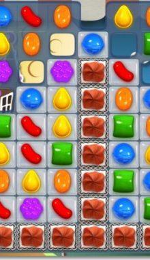 بازی Candy Crush Saga