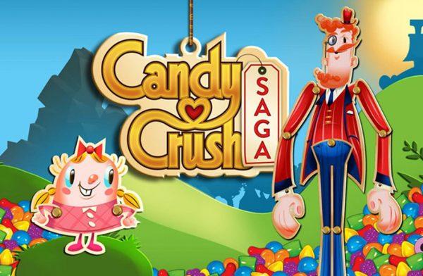 کندی کراش - بازی کندی کراش - Candy Crush Saga - بازی Candy Crush Saga