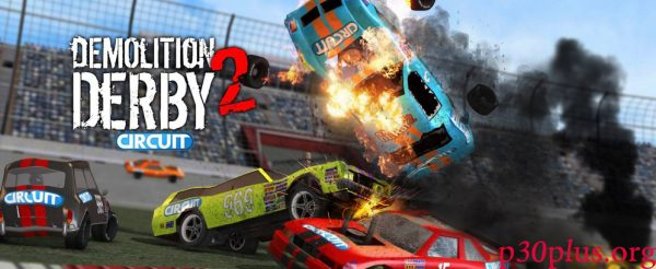 Demolition Derby 2 - پیست مبارزه 2