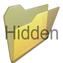 مخفی سازی - ترفند مخفی سازی