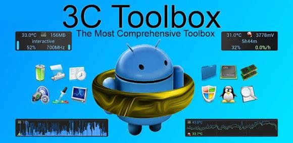 3C Toolbox Pro-برنامه جعبه ابزار
