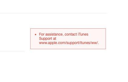 خطاهای رایج ساخت اپل آیدی - ارورهای رایج Apple ID در موقع ساخت